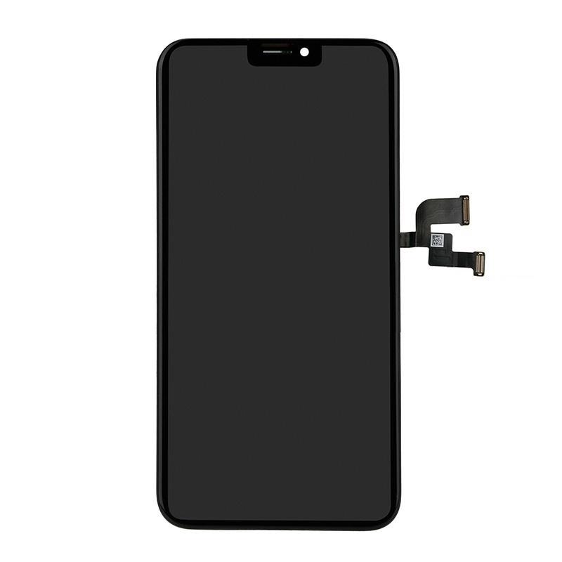 LCD + dotyk pro Apple iPhone X, black OEM