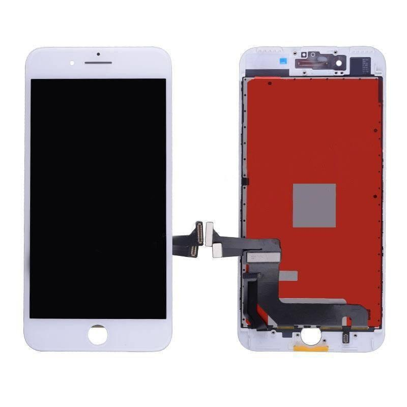 LCD + dotyk pro Apple iPhone 8 Plus, white OEM