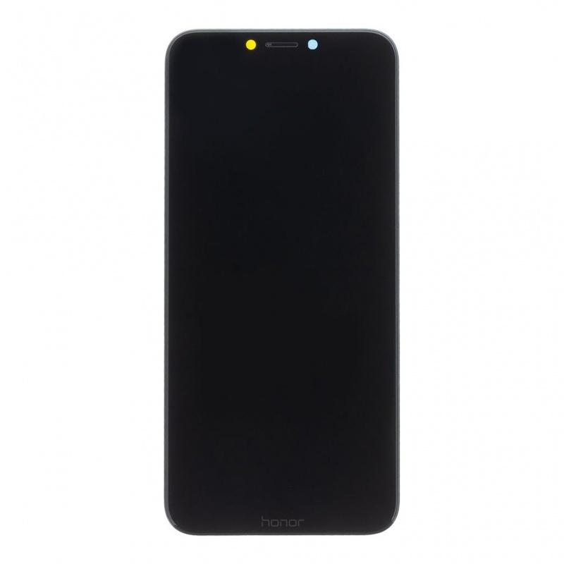 LCD + dotyk + rámeček + baterie pro Honor 7S, black (Service Pack)