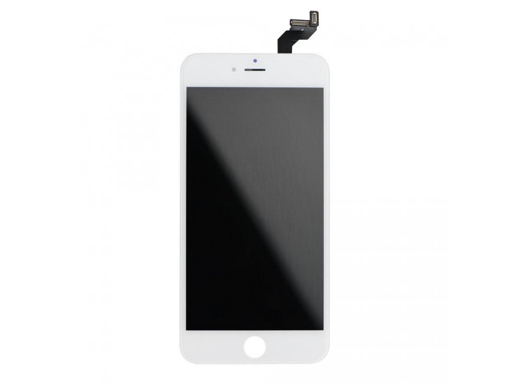 LCD + dotyk + rámeček + baterie pro Huawei Y6 (2017), white (Service Pack)