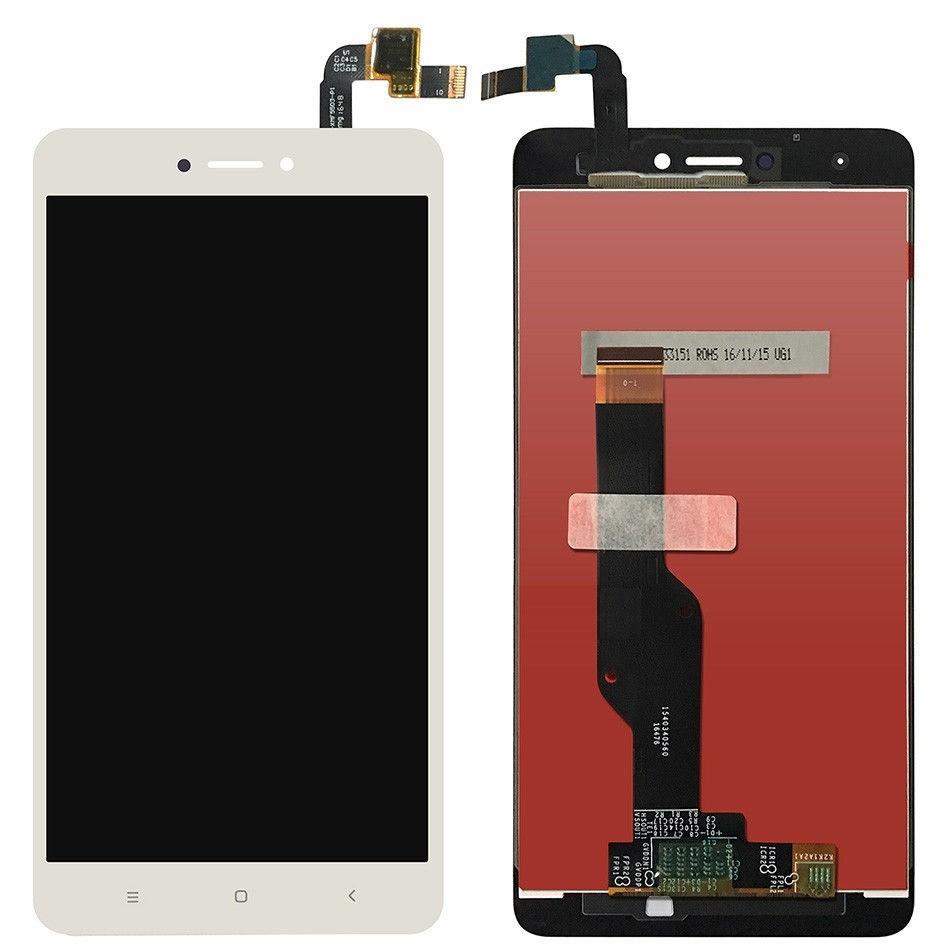 LCD + dotyk pro Xiaomi Mi Max 3, white ( OEM )