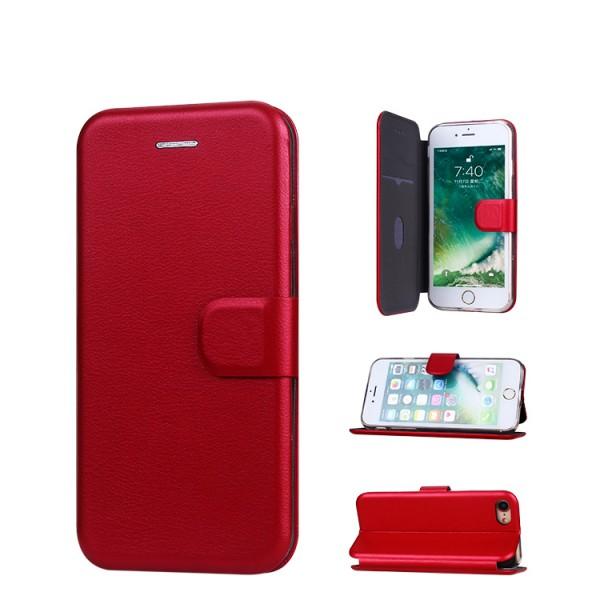 Flipové pouzdro ALIGATOR Magnetto pro Huawei nova 5T, red
