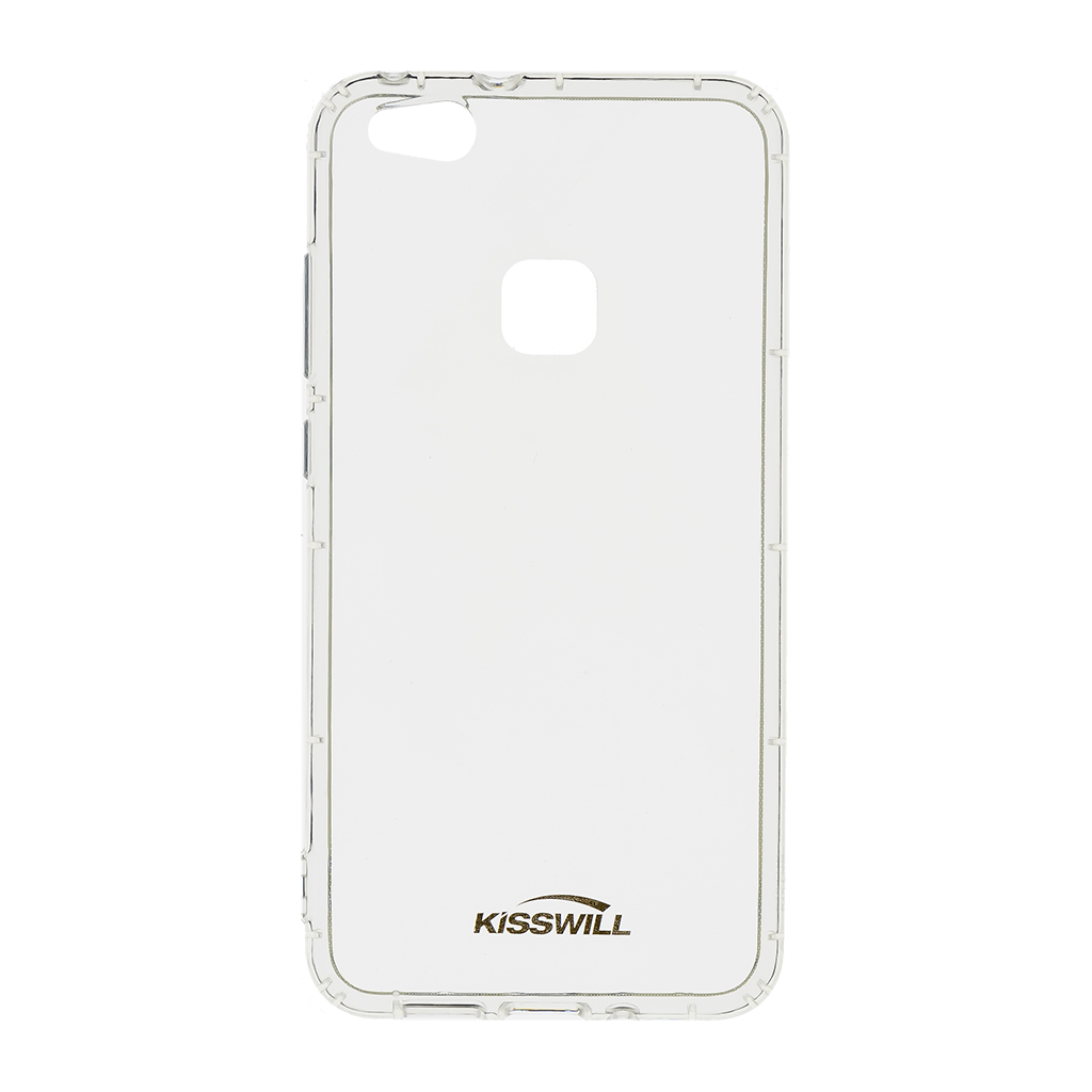 Kisswill Air silikonové pouzdro pro Samsung Galaxy A30s/A50, transparentní