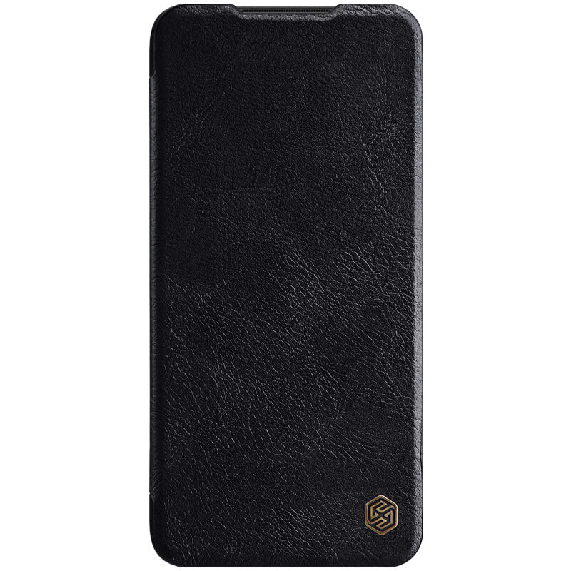 Flipové pouzdro Nillkin Qin Book pro Xiaomi Mi9 Lite, black