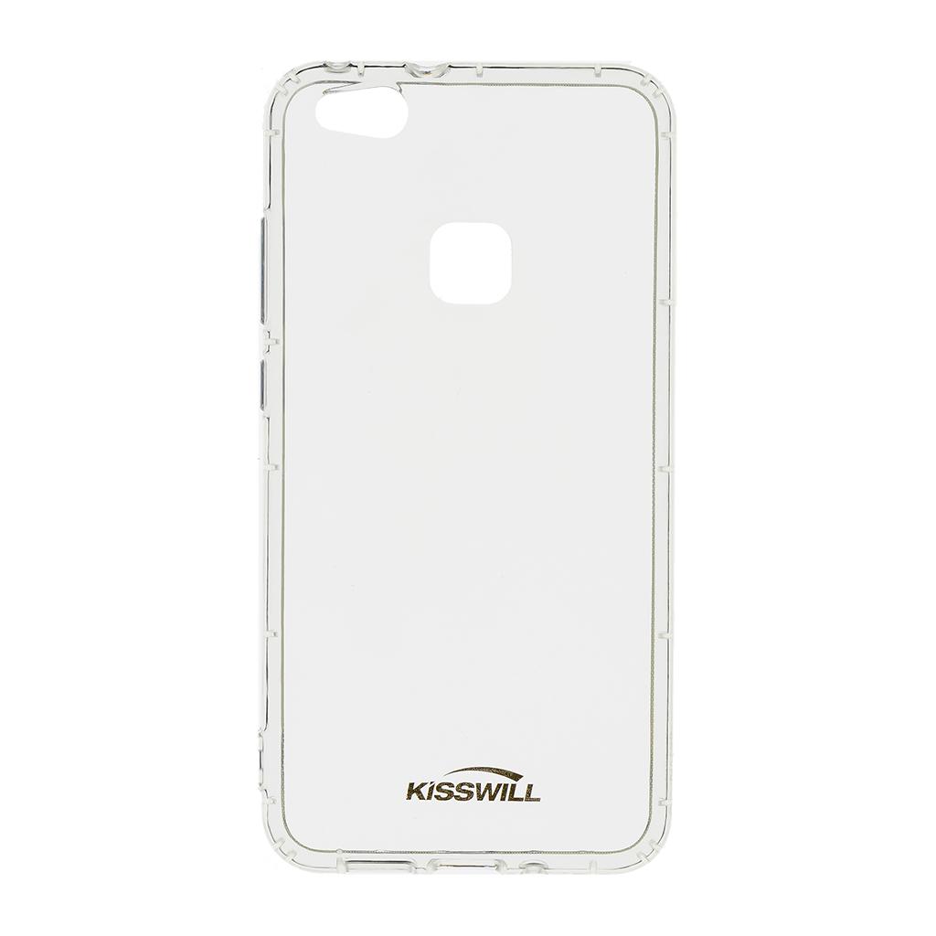 Kisswill Air silikonové pouzdro pro Apple iPhone 11 Pro, transparentní