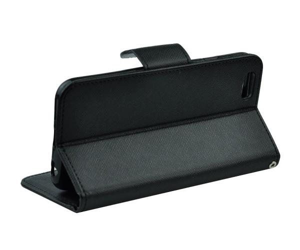 Mercury Fancy Diary flipové pouzdro pro Huawei P30 Pro, černé