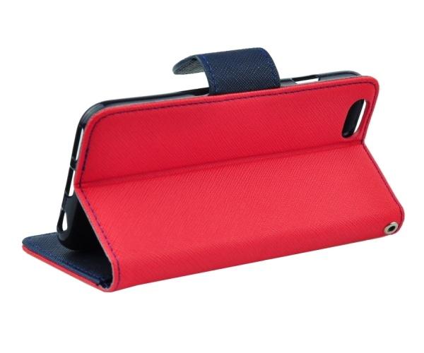 Fancy Diary flipové pouzdro pro Huawei P30 Pro, červeno-modré