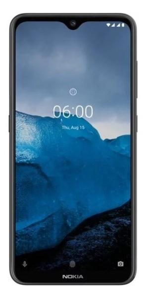 Nokia 6.2 4GB/64GB černá