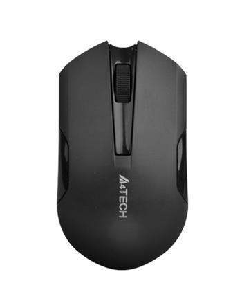Bezdrátová optická myš A4tech G3-200NS, V-Track, 2.4GHz, 10m dosah, černá