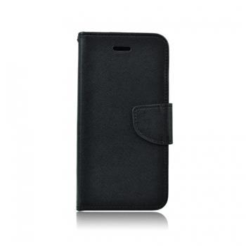 Fancy Diary flipové pouzdro pro SAMSUNG GALAXY NOTE 10+, černé
