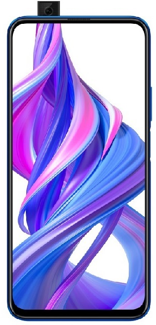 Honor 9X 4GB/128GB modrá