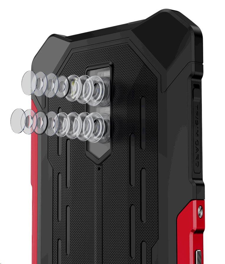 UleFone Armor X5 3GB/32GB červená