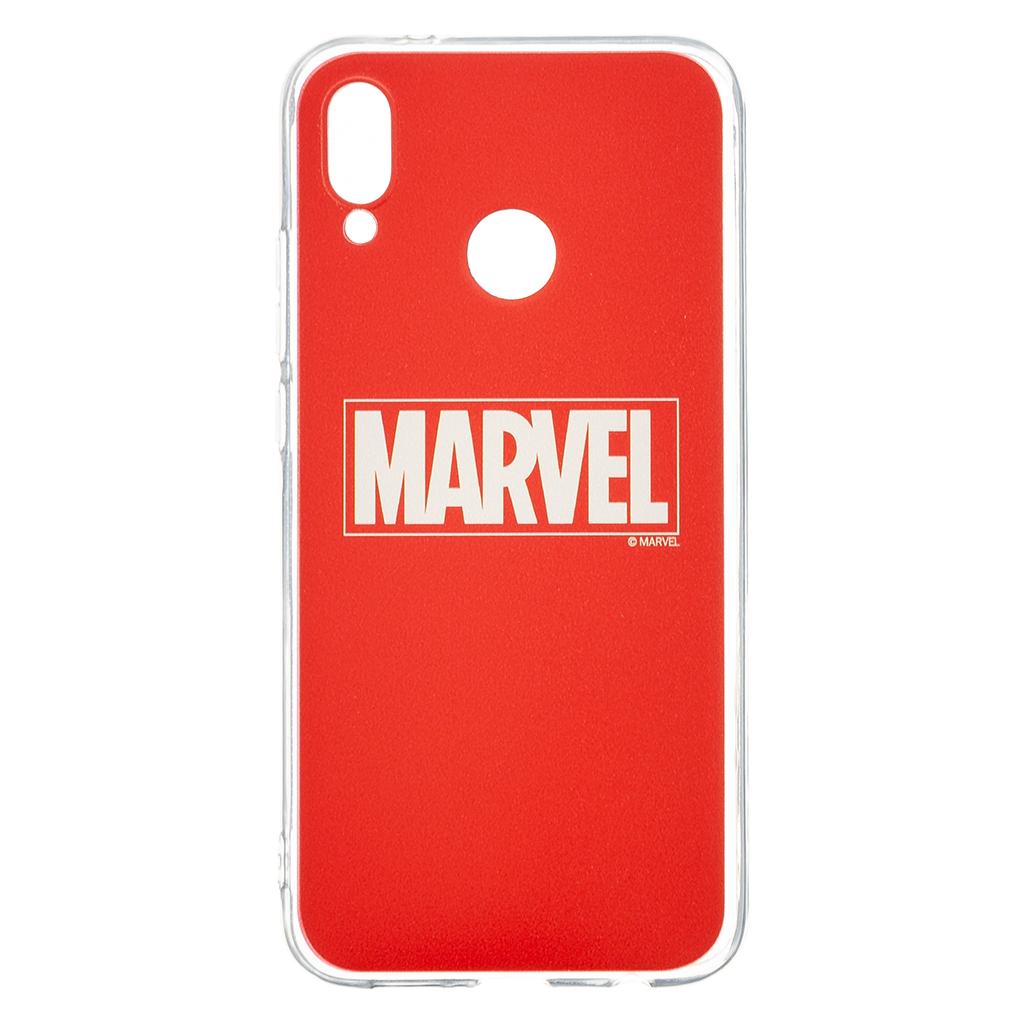 Zadní kryt Marvel 002 pro Apple iPhone 11 Pro, red