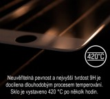 Tvrzené sklo 3mk HardGlass MAX pro Xiaomi Mi Mix 3, černá