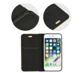 Forcell Luna Book flipové pouzdro pro Apple iPhone 11 Pro, černé