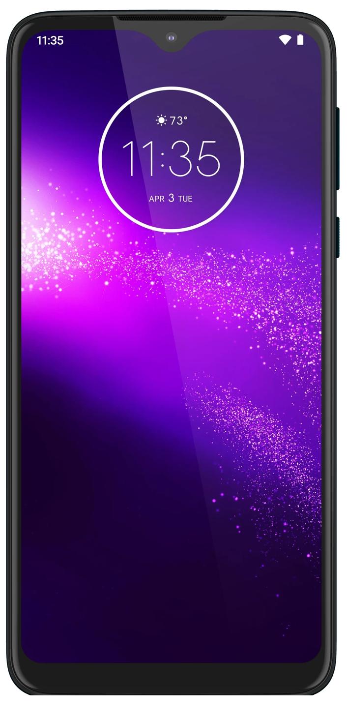 Motorola One Macro 4GB/64GB Ultraviolet