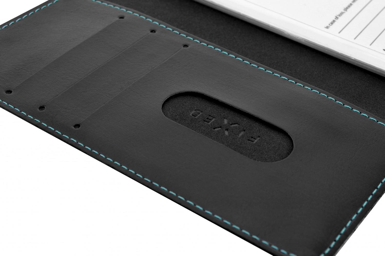 FIXED Opus flipové pouzdro pro Sony Xperia 5, černé