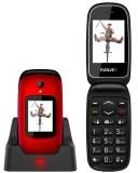 Evolveo EasyPhone FD červená