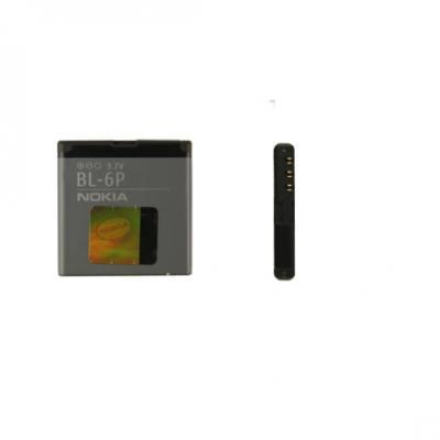 Baterie Nokia BL-6P Li-lon 830 mAh
