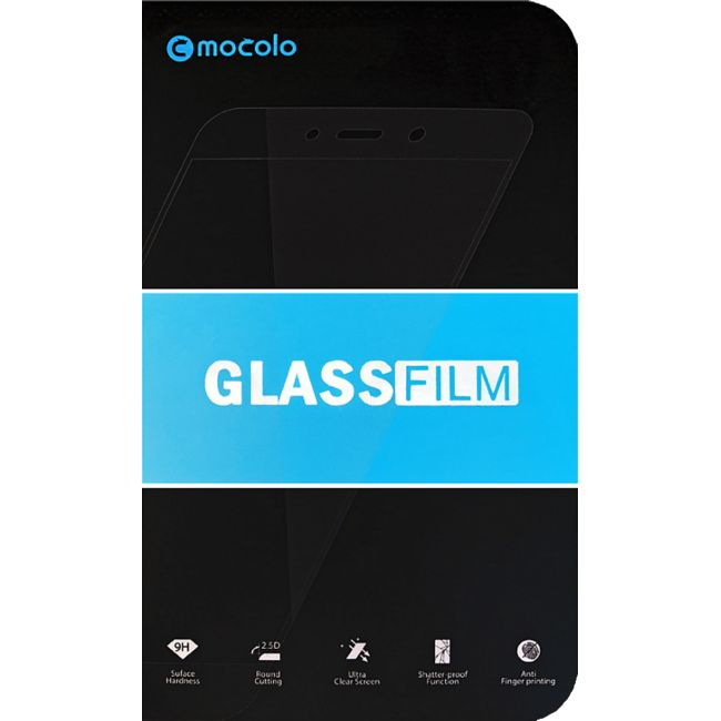 Tvrzené sklo Mocolo 2,5D pro Apple iPhone 11 Pro Max, transparent