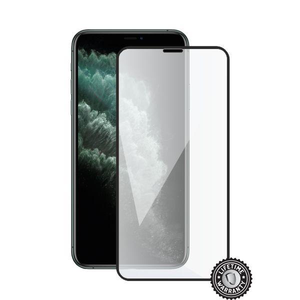 Screenshield tvrzené sklo pro Apple iPhone 11 Pro, (full COVER black)