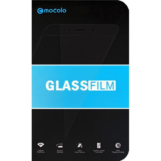 Tvrzené sklo Mocolo 2,5D pro Apple iPhone X, transparent
