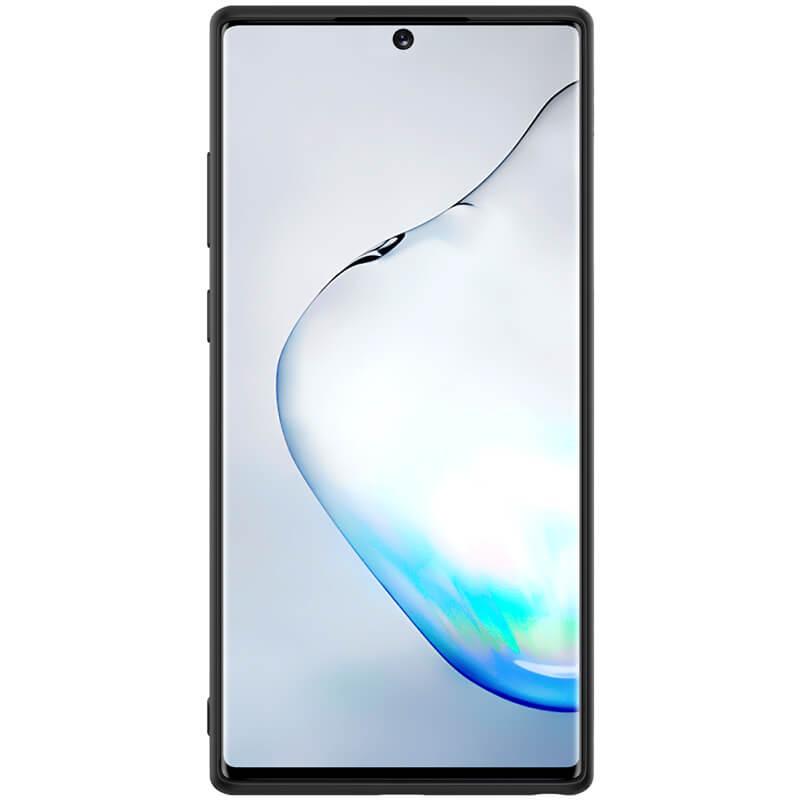 Zadní kryt Nillkin Textured Hard Case pro Samsung Galaxy Note 10, černá