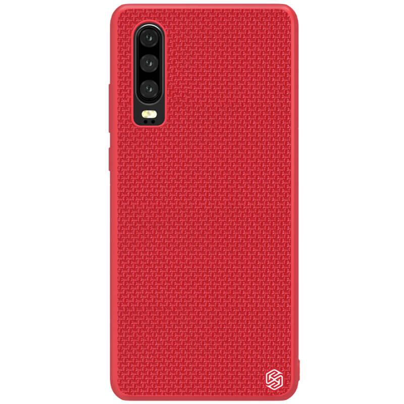 Zadní kryt Nillkin Textured Hard Case pro Huawei P30, červená