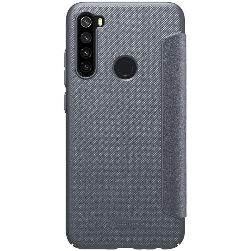 Nillkin Sparkle flipové pouzdro pro Xiaomi Redmi Note 8, black