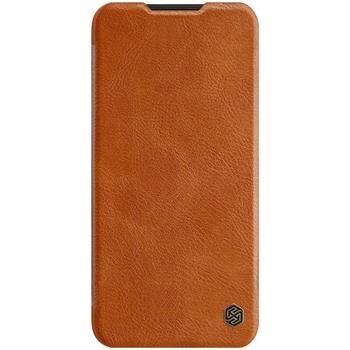 Nillkin Qin flipové pouzdro pro Xiaomi Redmi 8, brown