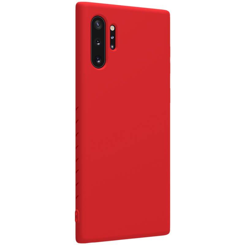 Zadní kryt Nillkin Rubber Wrapped pro Samsung Galaxy Note 10 Plus, červená