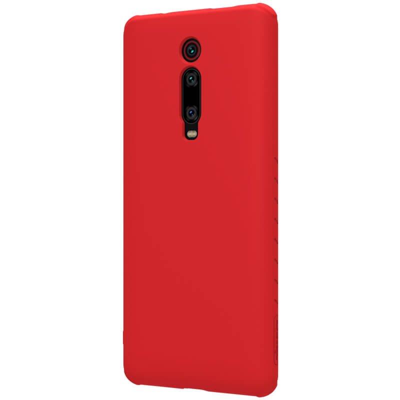 Zadní kryt Nillkin Rubber Wrapped pro Xiaomi Mi 9T, červená