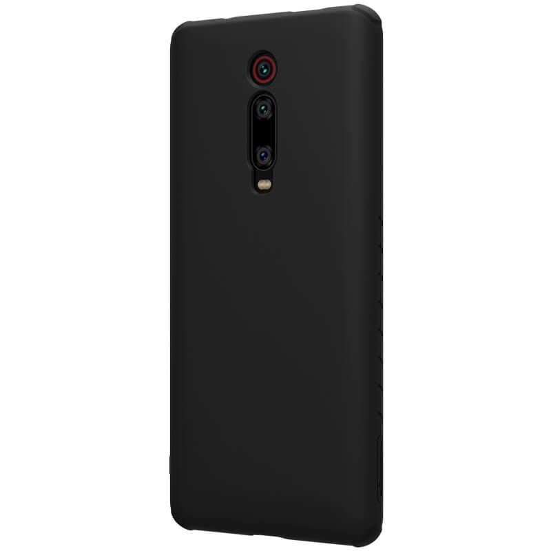 Zadní kryt Nillkin Rubber Wrapped pro Xiaomi Mi 9T, černá