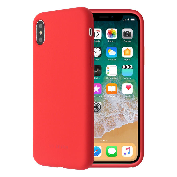 Zadní kryt SoSeven Smoothie pro Apple iPhone 11, red