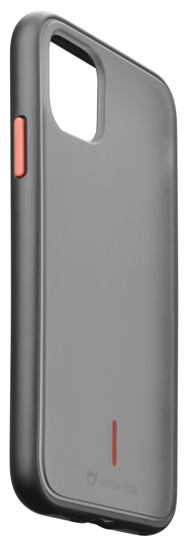 Zadní kryt Cellularline Elemento Smoky Quartz pro Apple iPhone 11