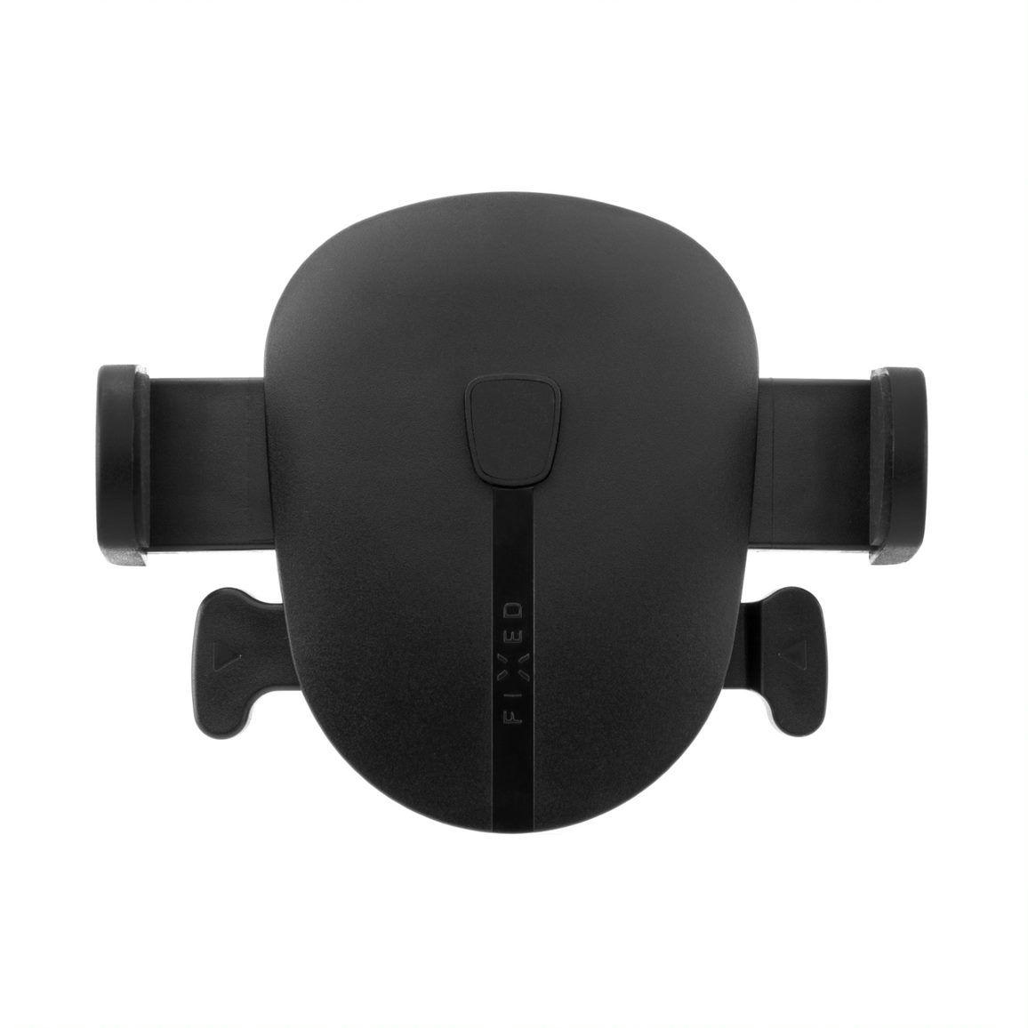 Univerzální držák FIXED Click Vent s uchycením do mřížky ventilace, černá