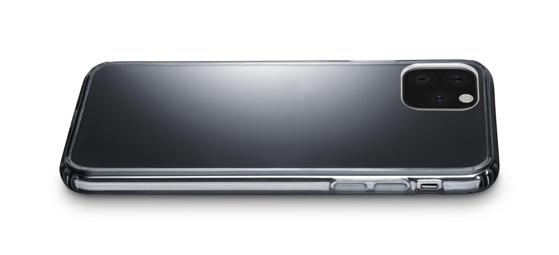 Zadní kryt Cellularline Clear Duo pro Apple iPhone 11 Pro, čirý