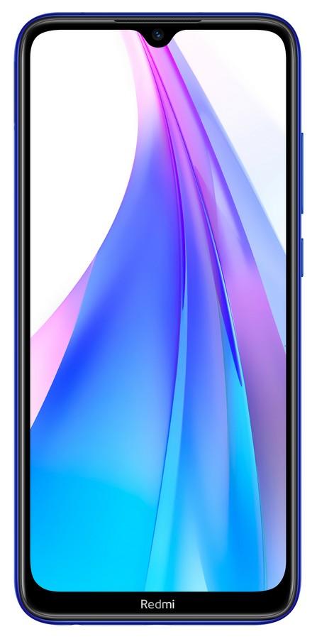 Xiaomi Redmi Note 8T 4GB/128GB modrá