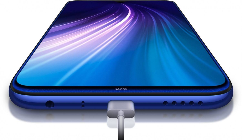 Xiaomi Redmi Note 8T 3GB/32GB modrá