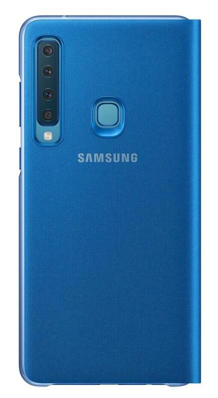 Flipové pouzdro Samsung Wallet pro Samsung Galaxy A9 2018, blue
