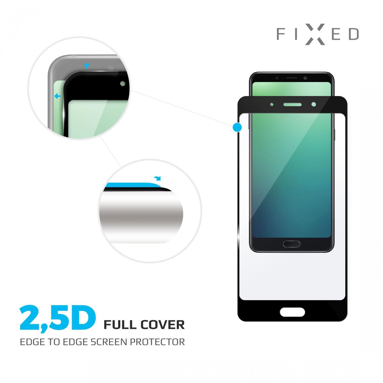 Tvrzené sklo FIXED Full-Cover pro Xiaomi Redmi Note 8T, black