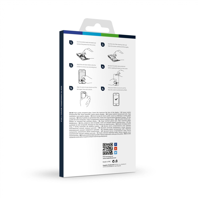 """Tvrzené sklo FIXED pro Apple iPad 10,2"""" (2019), čiré"""