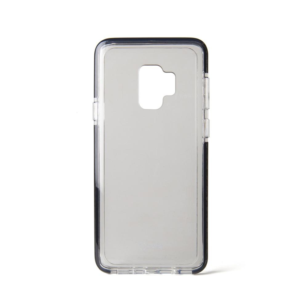 Zadní kryt CELLY Hexagon pro Samsung Galaxy S9, černý