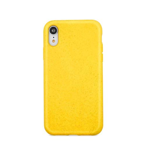 Zadní kryt Forever Bioio pro Apple iPhone 11, žlutá