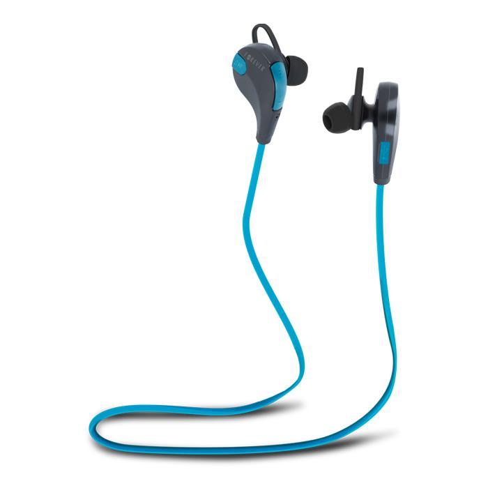 Bluetooth sluchátka Forever BSH-100 černá / modrá