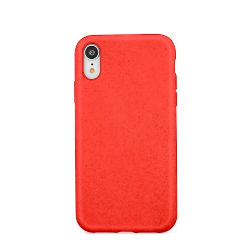 Zadní kryt Forever Bioio pro Apple iPhone 11, červená