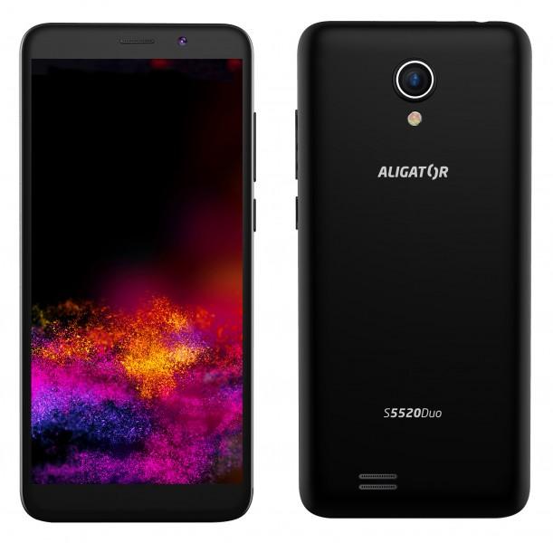 Aligator S5520 Duo 16GB černý