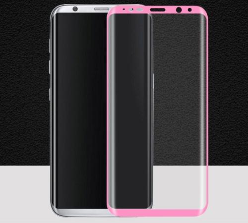 Tvrzené sklo Blue Star PRO pro Samsung Galaxy A50, černá