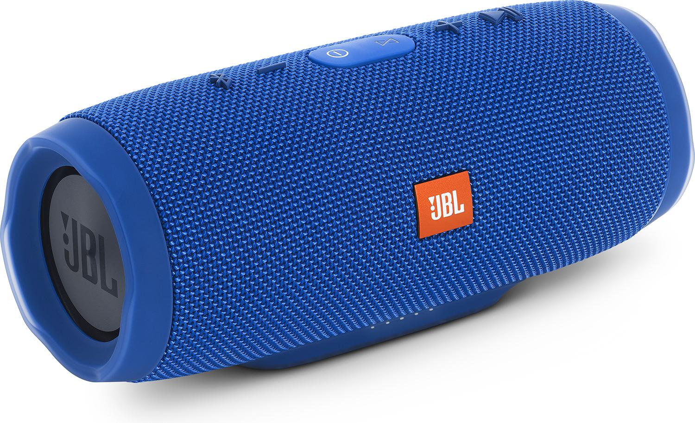 Bezdrátový reproduktor JBL Charge 3 modrá