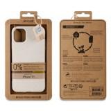 Zadní kryt Bambootek Muvit For Change ECO pro Apple iPhone 11, Cotton